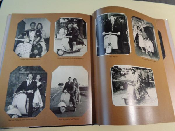 MOTO VESPA 1952-1987 (Historia da Vespa)