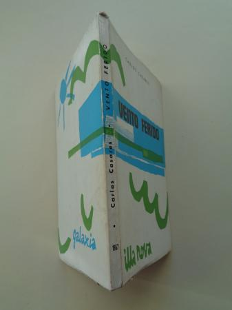 Vento ferido (1ª edición)