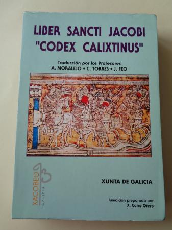 LIBER SANCTI JACOBI `CODEX CALIXTINUS´