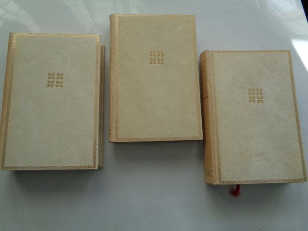 Obras completas. 3 tomos