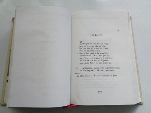 Poesías completas (Desolación/ Ternura / Tala / Lagar, I)