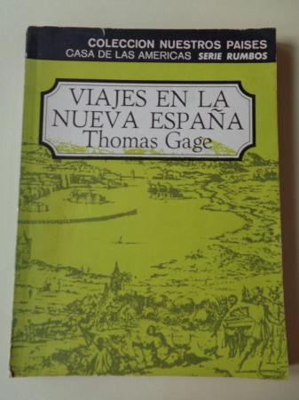 Viajes en la Nueva España