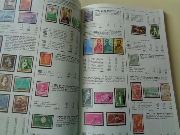 Catálogo Unificado de Sellos España 1995