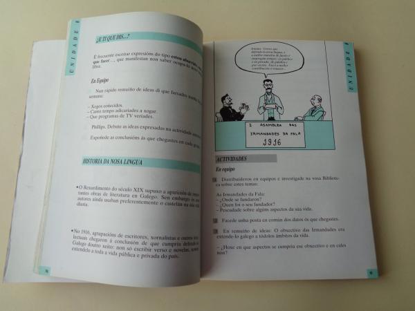 Galego. Ciclo superior. Colectivo Vieiro (Vía Láctea, 1987)