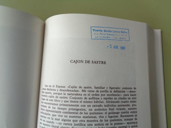Galicia viva. La fauna gallega y algo más