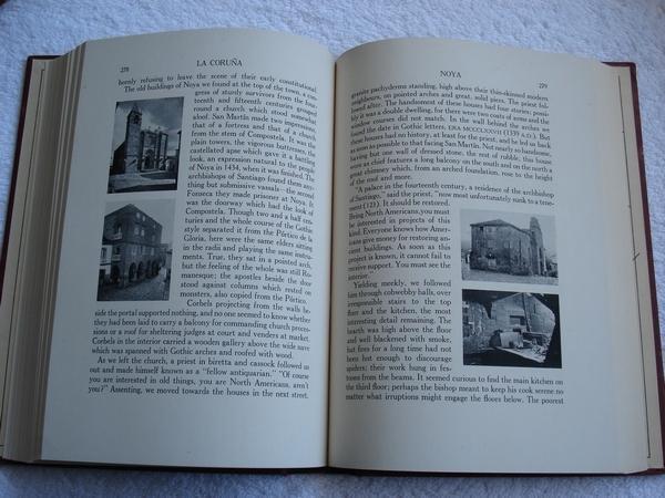 Gallegan provinces of Spain. Pontevedra and La Coruña. 1ª edición (En inglés)