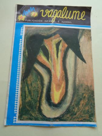 VAGALUME. Publicación infantil e xuvenil. Ano II. Nº 13. 15 de xaneiro de 1976