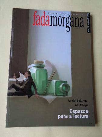 FADAMORGANA. Revista galega de Literatura Infantil e Xuvenil. Número 12. Inverno 2007-2008