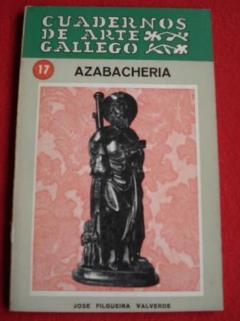 Azabachería. Cuadernos de Arte Gallego, nº 17