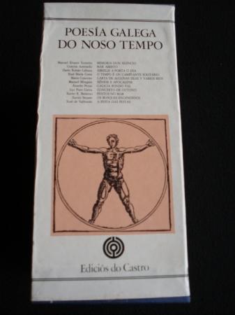 Poesía Galega do Noso Tempo (11 libros en estoxo)