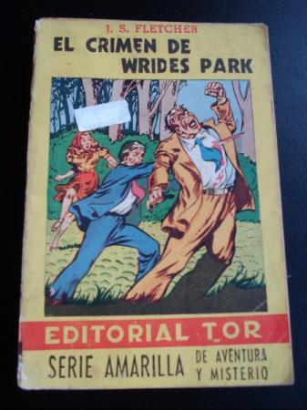 El crimen de Wrides Park