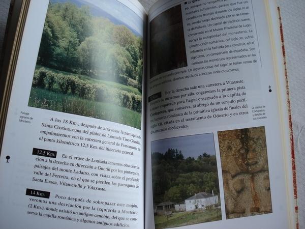 Galicia entera 8: A Ulloa, Terra de Melide y Chantada