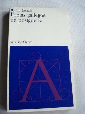 Poetas gallegos de postguerra