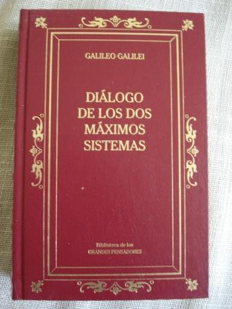 Diálogo de los dos máximos sistemas
