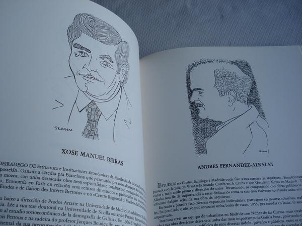 Figuraciós. Escolma, edición e estudo de Lino Braxe e Xavier Seoane