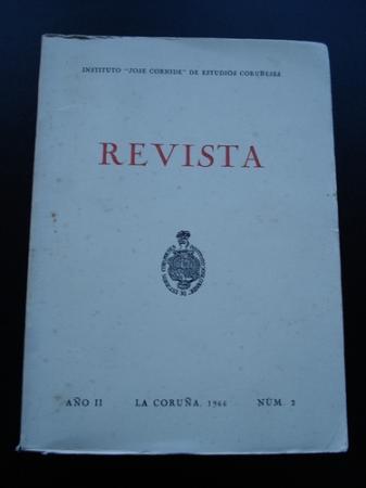 "Revista Instituto ""José Cornide"" de Estudios Coruñeses. Núm. 2"
