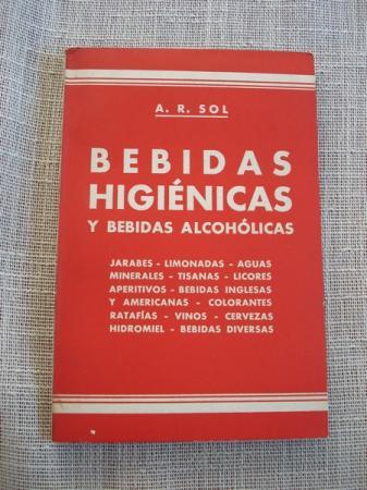 Bebidas higiénicas y bebidas alcohólicas
