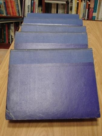 REVISTA BLANCO Y NEGRO. 6 TOMOS. NÚMEROS 2487 a 2539. AÑO 1960 COMPLETO. DEL 4-1-1958 AL 31-12-1960