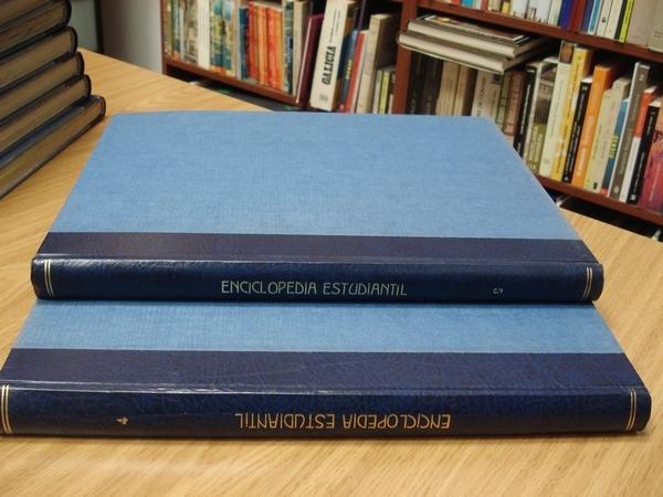ENCICLOPEDIA ESTUDIANTIL CODEX. 13 TOMOS FORMADOS POR 170 FASCÍCULOS (del 0 al 169)
