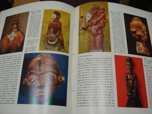 ARTE /RAMA. ENCICLOPEDIA DE LAS ARTES (6 TOMOS) + NUESTRA GALERÍA (LÁMINAS EN COLOR)