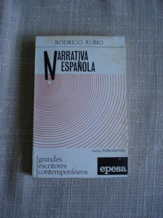 Narrativa Española, 1940-1970