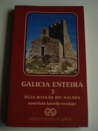 Galicia enteira. Volume 3. Rías Baixas do Salnés. Primeira edición (1981)