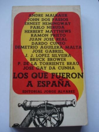 Los que fueron a España