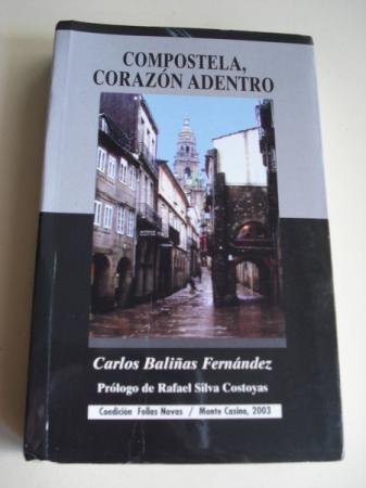 Compostela, corazón adentro. Breviario de una ciudad