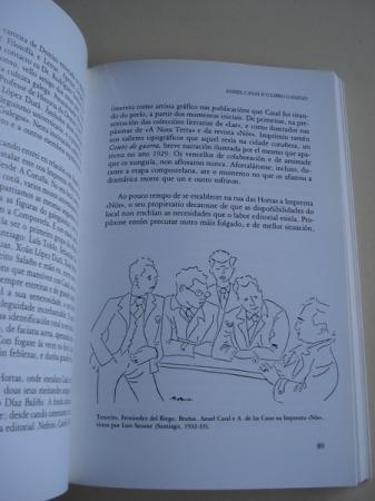 Ánxel Casal e o libro galego