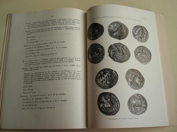NUMARIO HISPÁNICO. TOMO XI. 1967. INSTITUTO ANTONIO AGUSTÍN DE NUMISMÁTICA. Consejo Superior de Investigaciones Cinetífica. Museo Arqueológico Nacional y Asociación Numismática Española