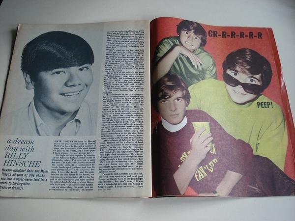 REVISTA 16 MAGAZINE. ENERO 1967