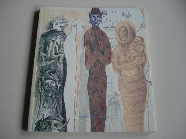 Manuel Ayaso. Catálogo da Exposición na Casa da Parra (Santiago de Compostela) abril - maio, 1997