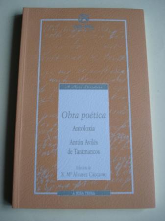 Obra poética. Antoloxía