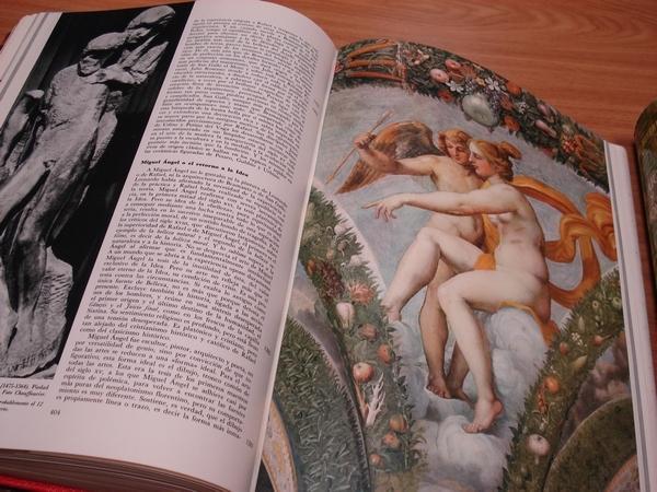 El arte y el hombre. 3 tomos. René Huyghe, director