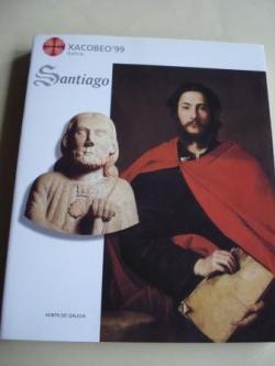 Ver os detalles de:  Santiago. La Esperanza. Exposición Colegio de Fonseca, Santiago de Compostela, 1999