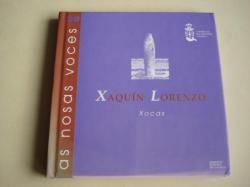 Ver os detalles de:  Xaquín Lorenzo, Xocas (Libro con CD)