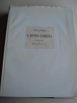 Ver os detalles de:  A Divina Comedia. Traducción de Darío Xohán Cabana. Ilustrador: Xosé Luís de Dios