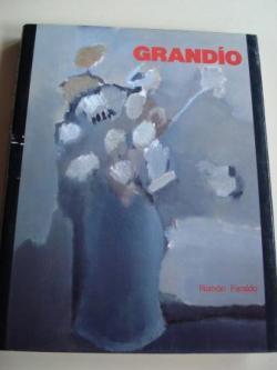 Ver os detalles de:  GRANDÍO. Constantino Grandío López, pintor y miembro de la Sociedad Protectora de Animales (Con fotografías en color)