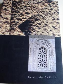 Ver os detalles de:  A pedra de Galicia / La piedra de Galicia. Libro + CD-ROM. Completo catálogo de todos os tipos de pedra que hai en Galicia, con fotografías a toda páxina e descrición de cada modelo. Textos en galego e español
