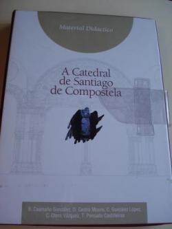 Ver os detalles de:  A catedral de Santiago de Compostela. Material Didáctico: Libro + 66 diapositivas en color