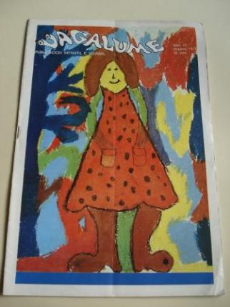 VAGALUME. Publicación infantil e xuvenil. Núm. 25 - Outubro, 1976 - Ver os detalles do produto