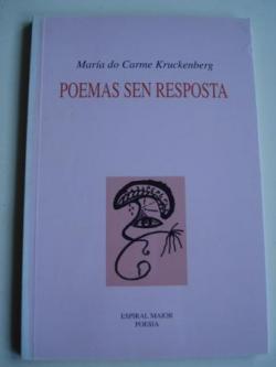 Ver os detalles de:  Poemas sen resposta