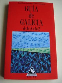 Ver os detalles de:  Guía de Galicia de la A a la Z