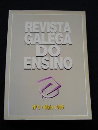 Revista Galega do Ensino. Núm. 8 / Maio 1995 - Ver os detalles do produto