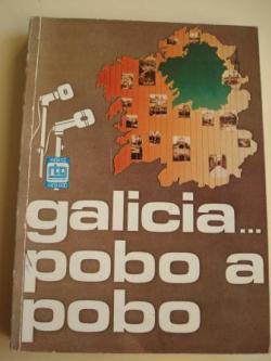Ver os detalles de:  Galicia... pobo a pobo. Radiotelevisión de Galicia- A NOSA RADIO