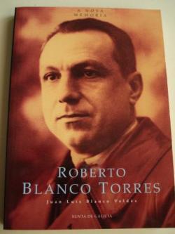 Ver os detalles de:  Roberto Blanco Torres