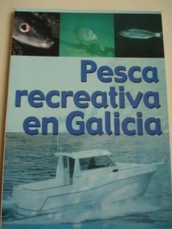 Ver os detalles de:  Pesca recreativa en Galicia (Con mapas de delimitación de zonas para a pesca deportiva en Galicia)