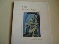 Ver os detalles de:  OLGA MARTÍNEZ. ANTHROPOS. Catálogo