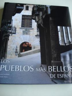 Ver os detalles de:  Los pueblos más bellos de España. Texto en castellano / english
