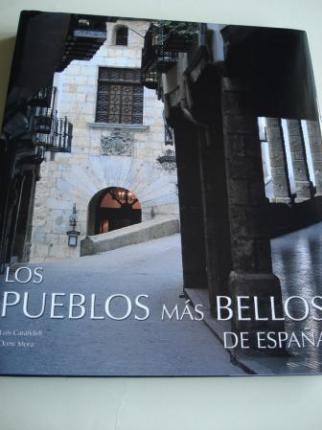 Los pueblos más bellos de España. Texto en castellano / english  - Ver os detalles do produto